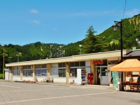 只見駅・只見町観光まちづくり協会写真