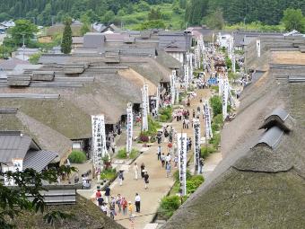 ダマされた大賞2018 キンプリ 平野紫耀さんの聖地巡礼(下郷町)写真