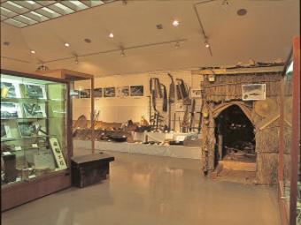 檜枝岐歴史民俗資料館写真