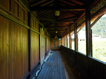 古町温泉赤岩荘