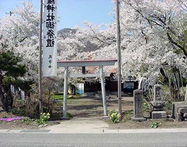 金比羅神社写真