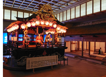 会津田島祇園