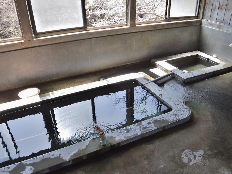 湯ノ花温泉