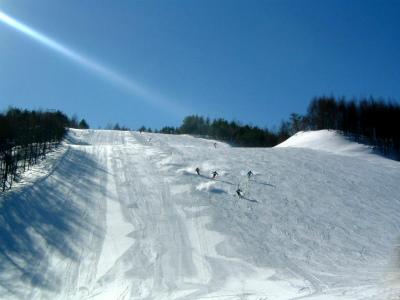 高畑スキー場 写真