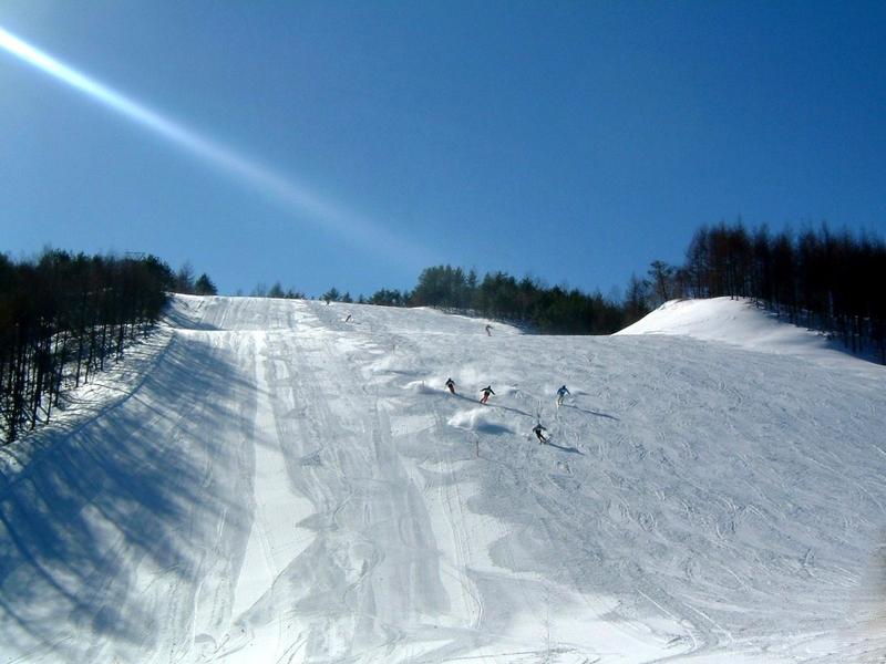 会津高原 高畑スキー場OPEN写真
