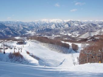 南会津スキー場 たかつえスキー場