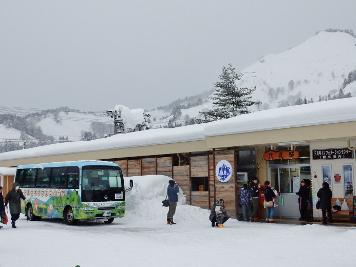 小出発只見雪まつりツアー