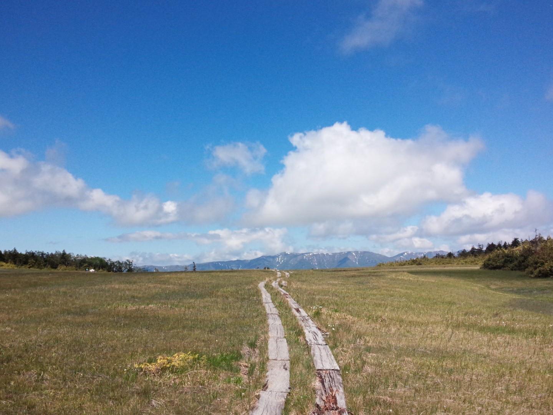 尾瀬国立公園 田代山山開き写真