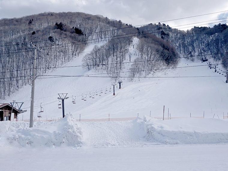 尾瀬檜枝岐温泉スキー場写真