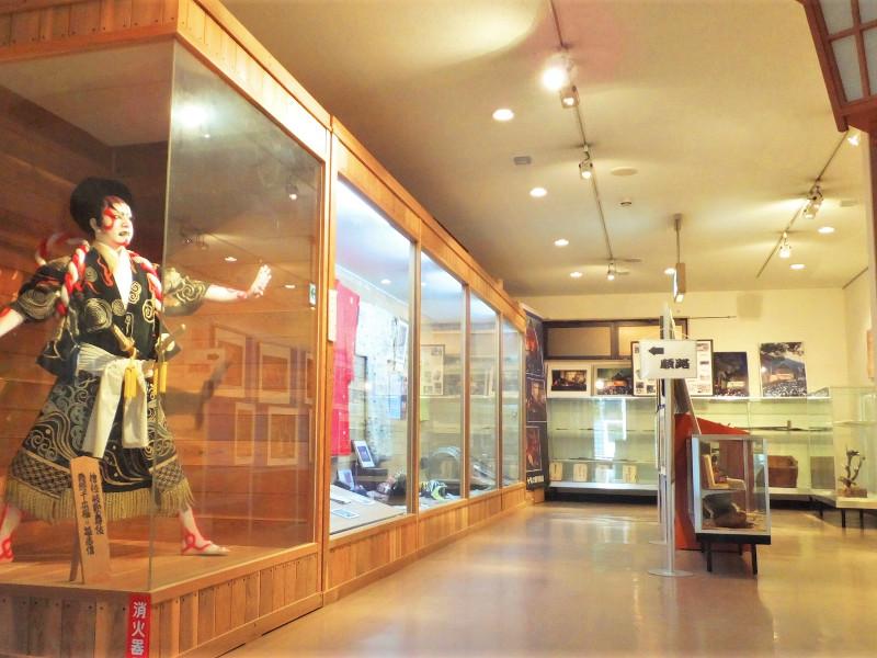 檜枝岐村歴史民俗資料館写真