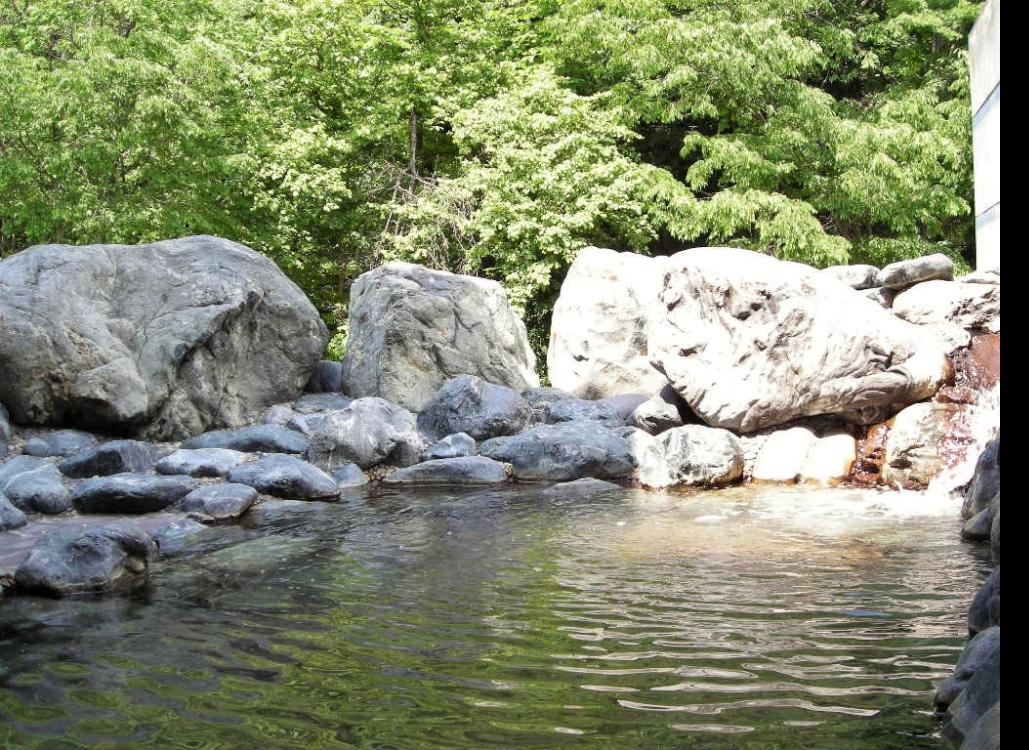 山口温泉(道の駅きらら289)写真