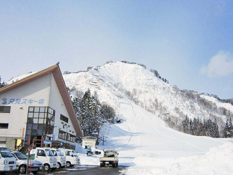 只見スキー場写真