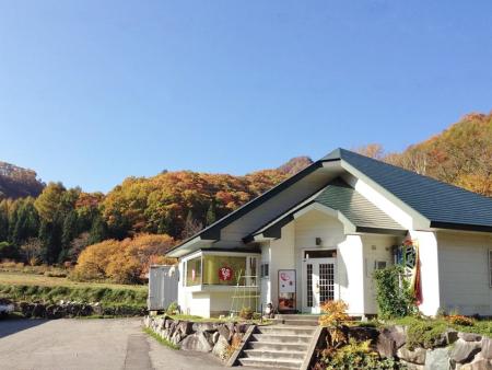 山の駅 ポッポ写真