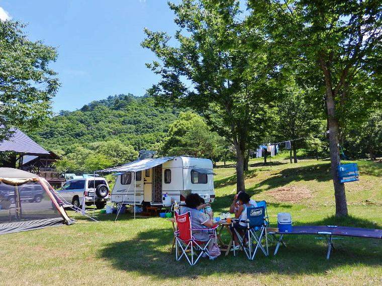 奥会津ただみの森キャンプ場写真