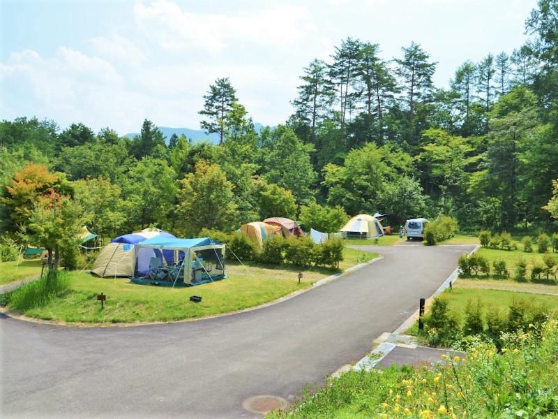 うさぎの森 オートキャンプ場写真