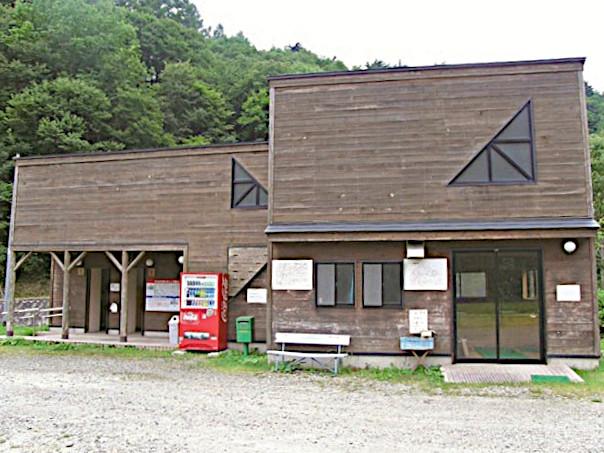 久川ふれあいキャンプ場
