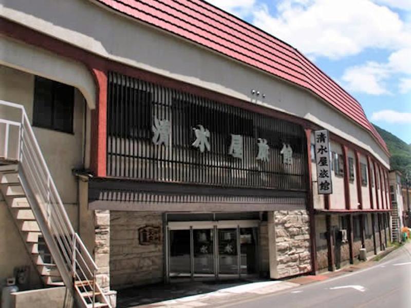 清水屋旅館写真