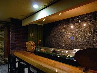 寿司 竹花 写真