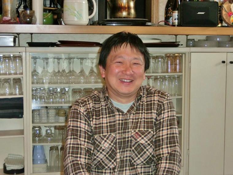 有賀さんさん写真