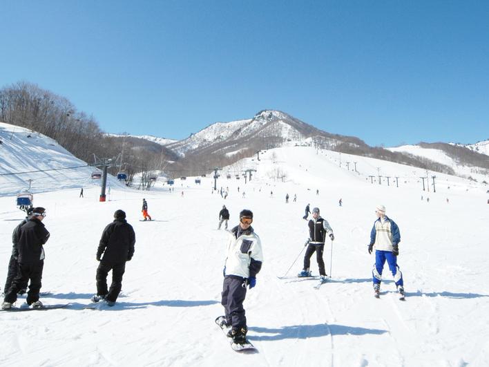 会津高原 だいくらスキー場OPEN写真