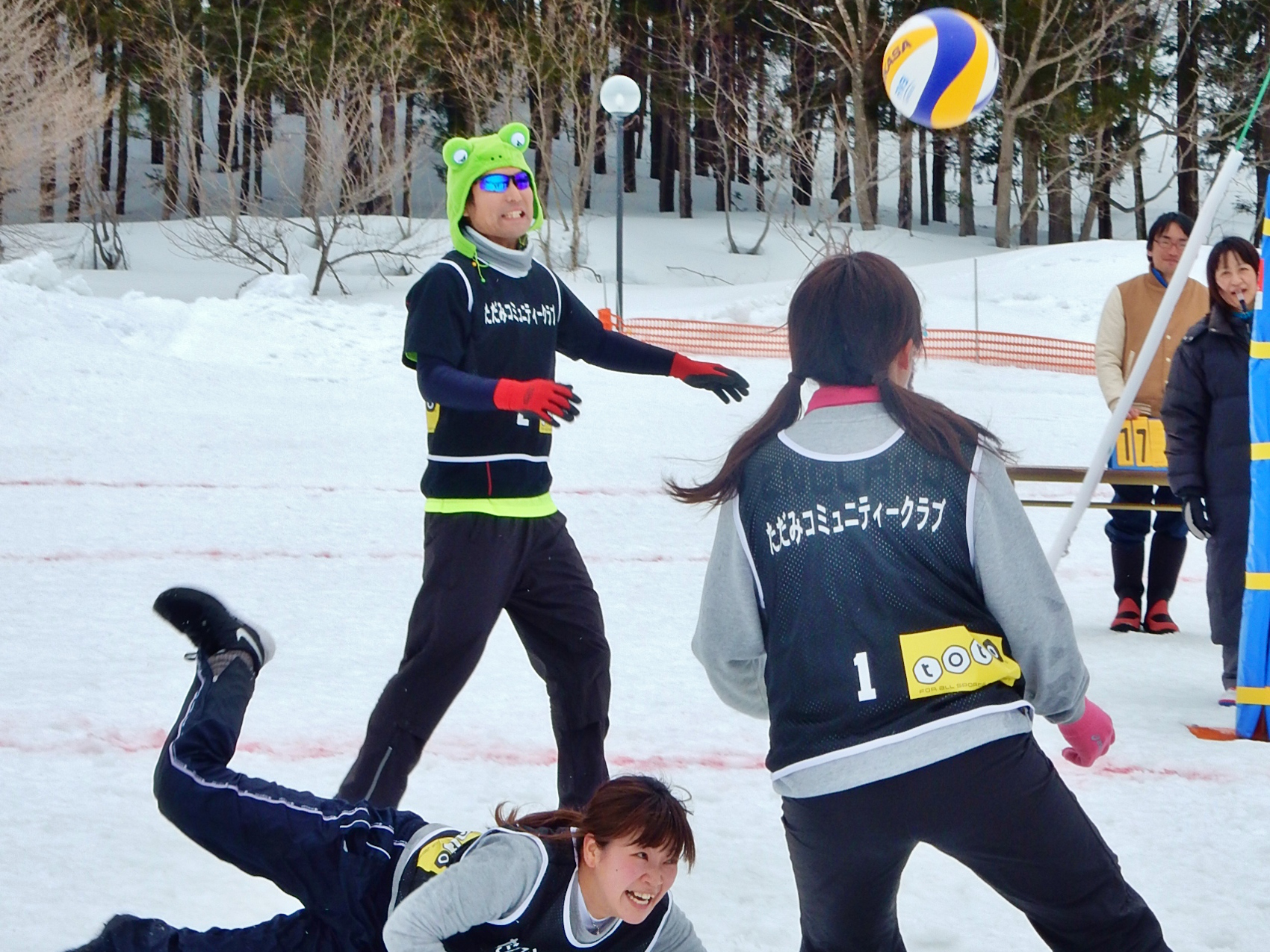 TADAMI スノースポーツフェスティバル 2019写真