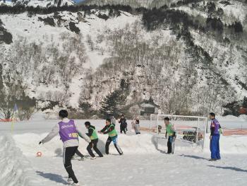 TADAMIスノースポーツフェスティバル