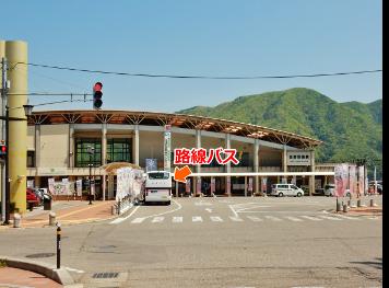 会津田島駅