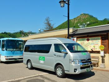 会津田島 只見 ツアーバス