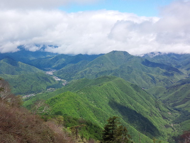 大嵐山・湯ノ倉山山開き(南会津町舘岩地区)写真