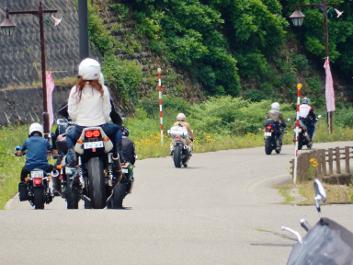 ひめさゆりバイクミーティング