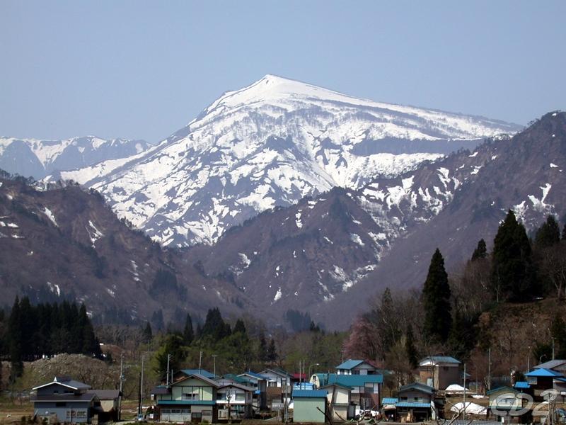 浅草岳 山開き写真