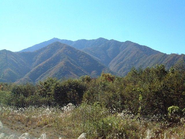 三倉山(みくらやま)山開き写真