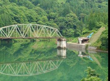 只見川第五橋りょう