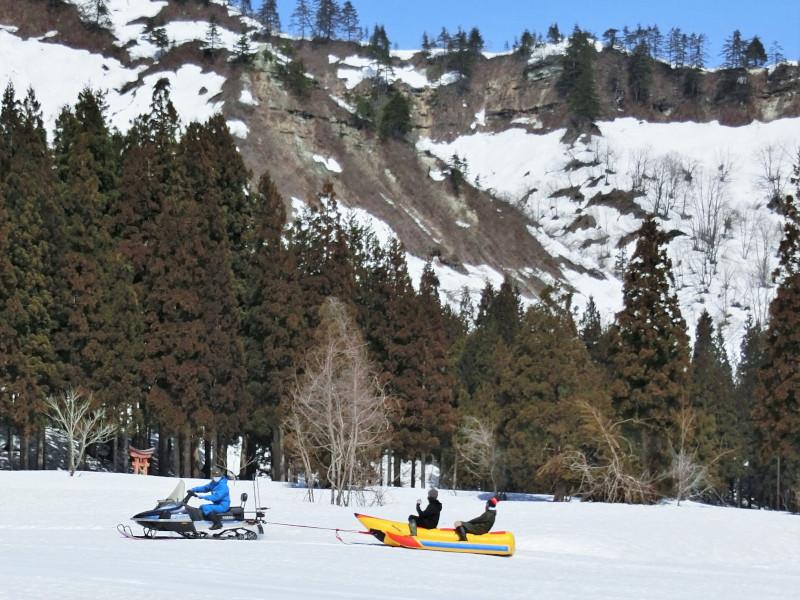 只見スキー場