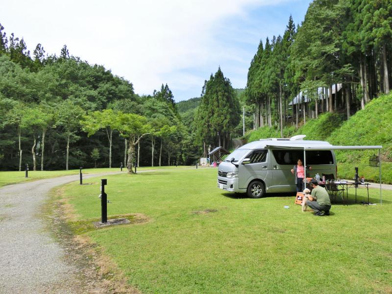 会津高原 INAキャンプビレッジ写真