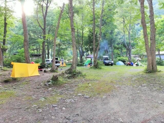 バンガロー&キャンプからまつ